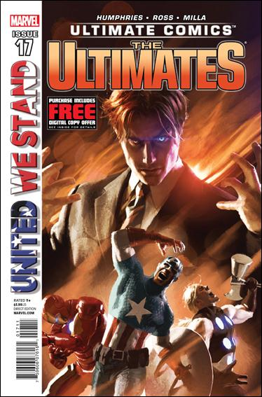 Ultimate Comics Ultimates 17-A by Marvel