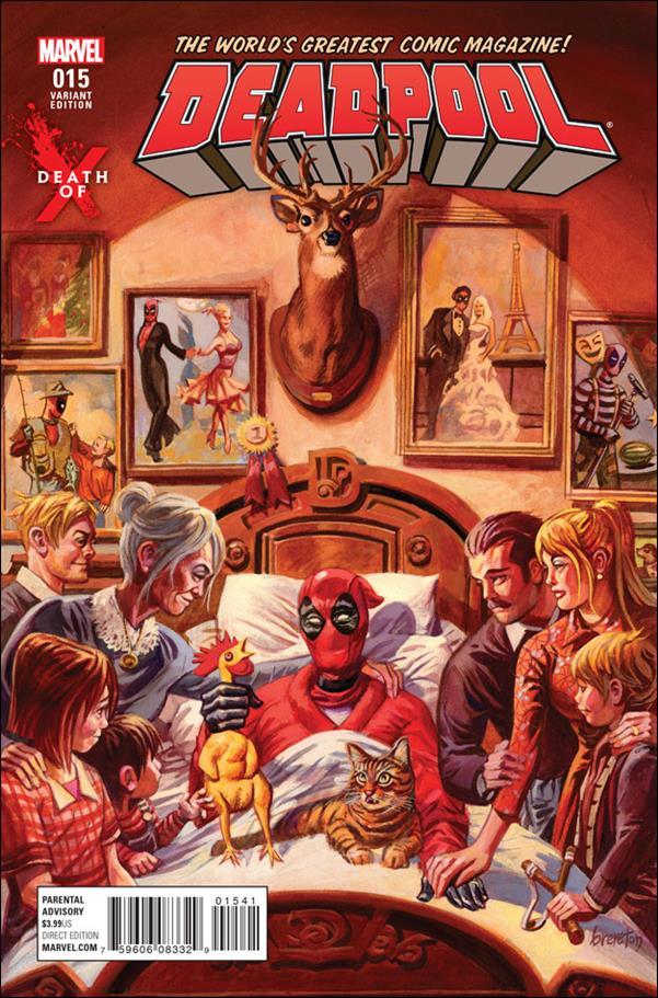 Deadpool (2016) 15-B by Marvel