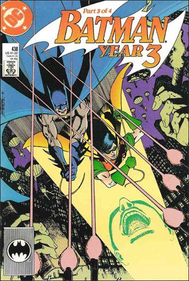 Batman (1940) 438-A by DC