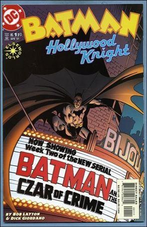 Batman: Hollywood Knight 1-A
