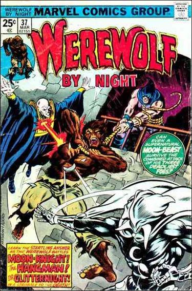 Werewolf by Night (1972) 37-A by Marvel