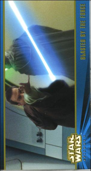 Star Wars: Episode I Widevision: Series 2 (Base Set) 27-A by Topps