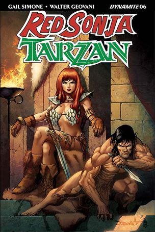Red Sonja / Tarzan 6-B