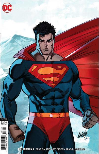 Superman (2018) 9-B by DC