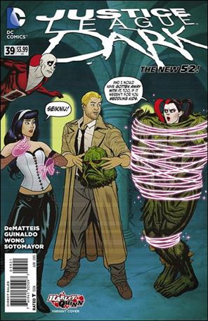 Justice League Dark 39-B