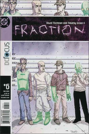 Fraction 6-A by DC