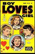 Boy Loves Girl 32-A