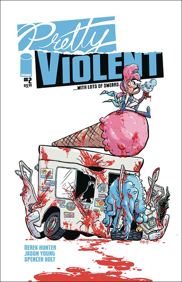 Pretty Violent 2-A by Image