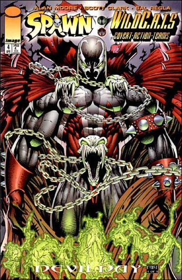 Spawn/WildC.A.T.s 4-A by Image