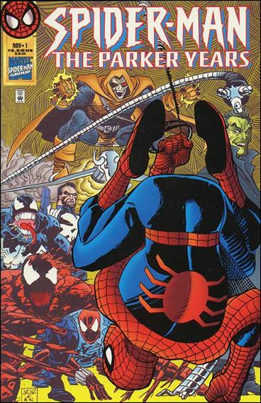 Spider-Man: The Parker Years 1-A by Marvel