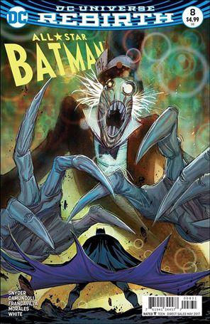 All-Star Batman 8-B
