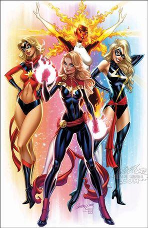 Captain Marvel (2019) 1-M
