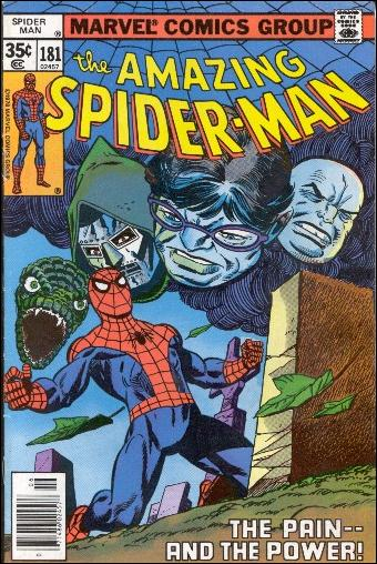 Amazing Spider-Man (1963) 181-A by Marvel