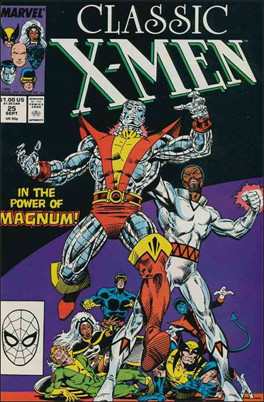 Classic X-Men 25-A by Marvel