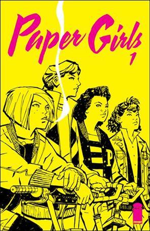 Paper Girls 1-A