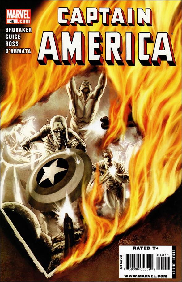 Captain America (2005) 48-A by Marvel
