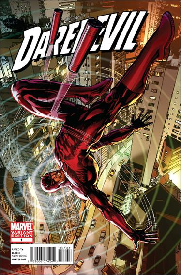 Daredevil (2011) 1-D by Marvel