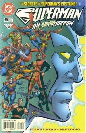 Superman: The Man of Tomorrow 9-A