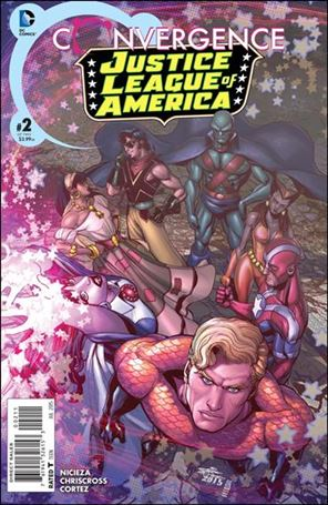 Convergence Justice League of America 2-A