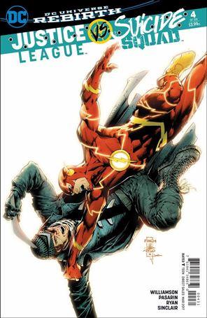 Justice League Vs Suicide Squad 4-C