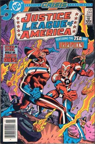 Justice League of America (1960) 244-A by DC