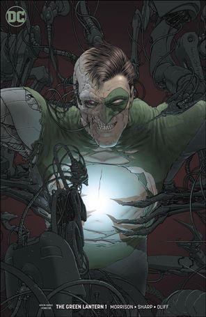 Green Lantern (2018) 1-B