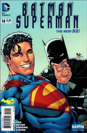 Batman/Superman 14-B