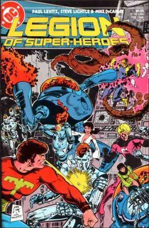 Legion of Super-Heroes (1984) 7-A