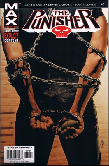 Punisher (2004) 3-A by Max