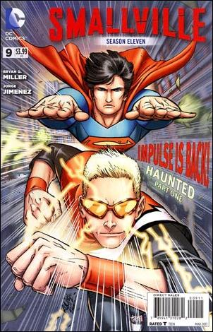 Smallville Season 11 9-A by DC