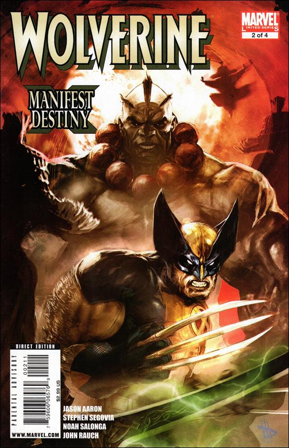 Wolverine: Manifest Destiny 2-A by Marvel