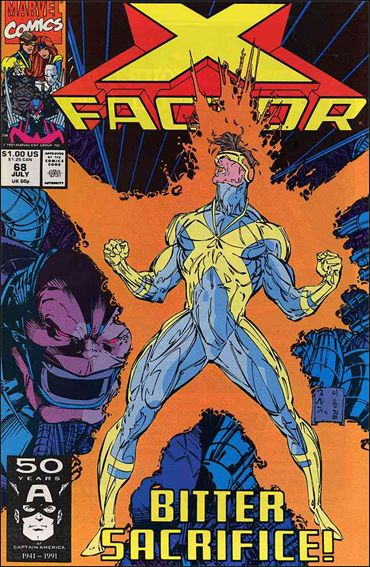 X-Factor (1986) 68-A by Marvel