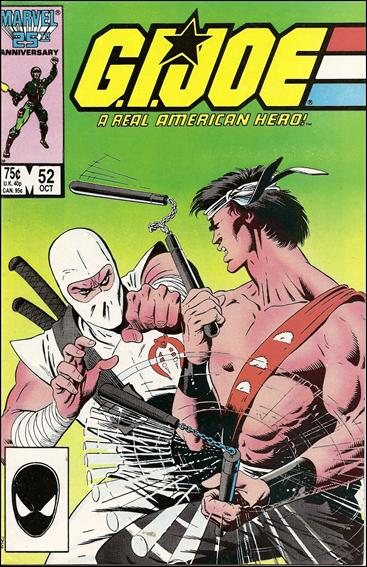 G.I. Joe: A Real American Hero 52-A by IDW