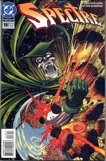 Spectre (1992) 18-A by DC