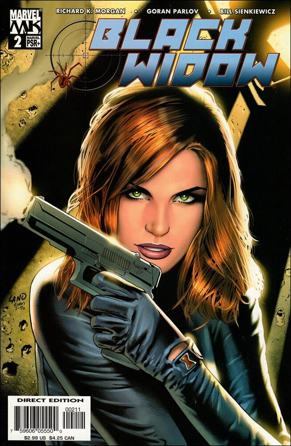 Black Widow (2004) 2-A by Marvel