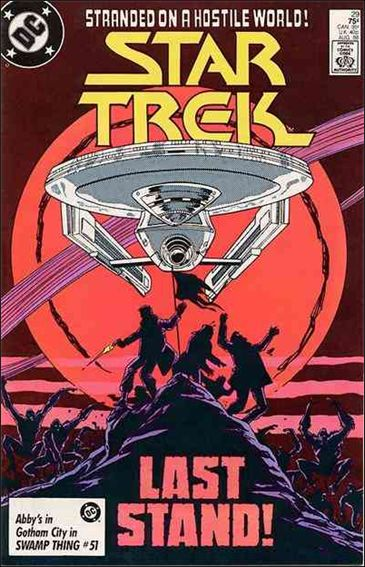 Star Trek (1984) 29-A by DC