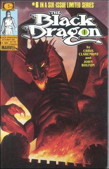 Black Dragon 6-A by Epic