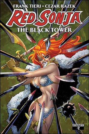 Red Sonja: The Black Tower 2-A