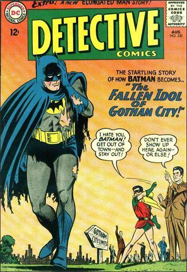 Detective Comics (1937) 330-A by DC