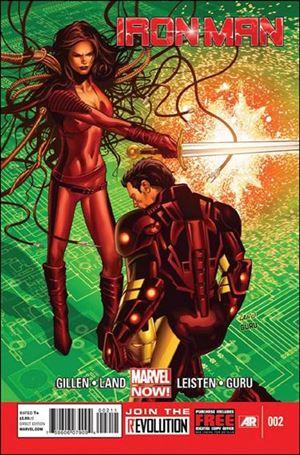 Iron Man (2013) 2-A