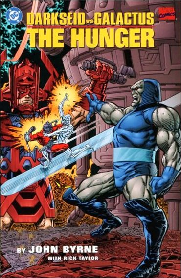 Darkseid vs Galactus: The Hunger nn-A by DC