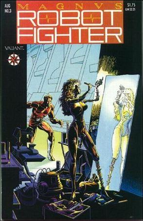 Magnus Robot Fighter (1991) 3-A