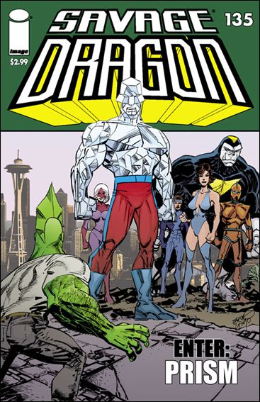 Savage Dragon (1993) 135-A by Image