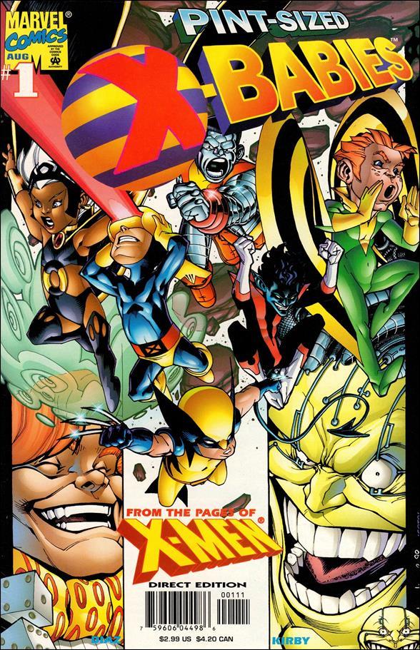 X-Babies: Murderama 1-A by Marvel