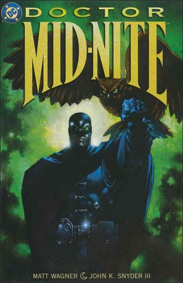 Doctor Mid-Nite 1-A by DC