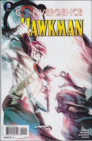 Convergence Hawkman 2-A