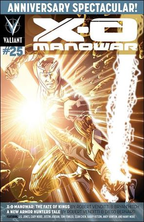 X-O Manowar (2012)  25-B