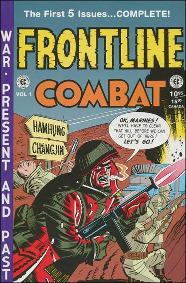 Frontline Combat Annual 1-A by RCP