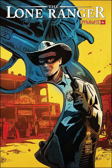 Lone Ranger (2012) 13-A by Dynamite Entertainment