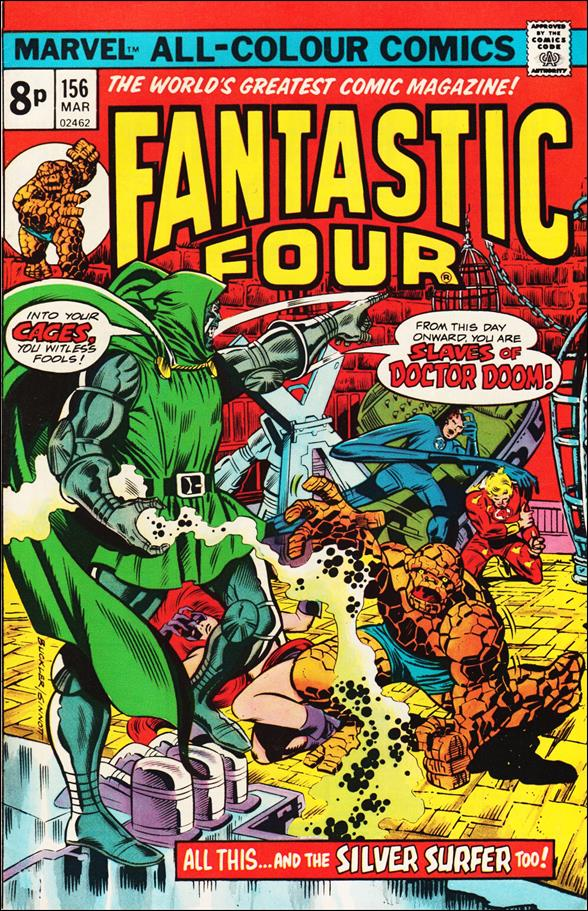Fantastic Four (1961) 156-B by Marvel